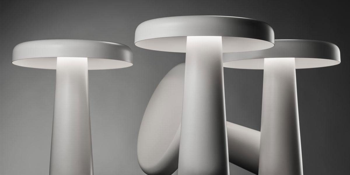 Lámpara Pluvial de mesa