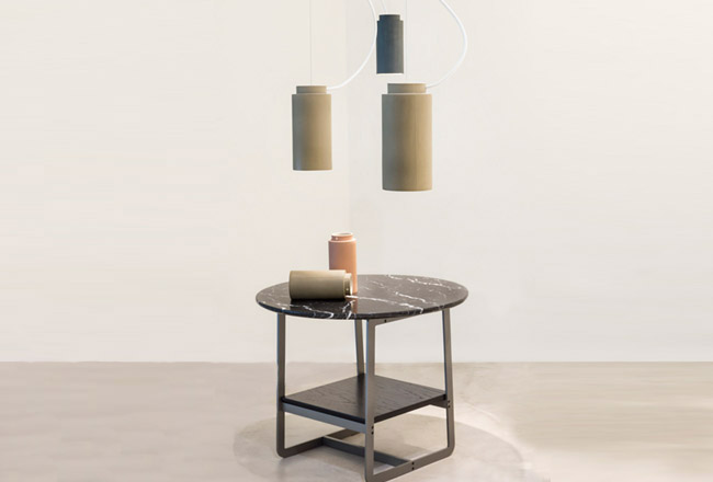 New releases: Cántaro lamp, Polo collection and Dizzy tables