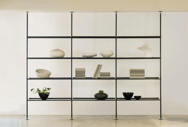 New Delta bookshelf